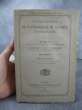 Pathologies clinique chirurgicales Gross Monoyer ophtalmologie optique médecine