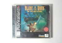 Alone in the Dark: One-Eyed Jack's Revenge (Sony PlayStation 1, 1996)