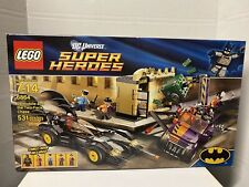 Lego 6864 DC Super Heroes Batmobile And The Two-Face Chase.Retired New!Sealed