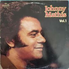 Disk 33 RPM Johnny Mathis Vol 1