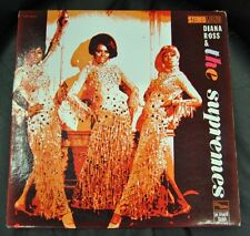 33 LP Diana Ross & The Supremes – Diana Ross & The Supremes TSP 80002 ITALY