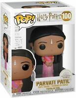 Funko POP! Harry Potter: Yule Ball Parvati Patel - 100 - NEW!!