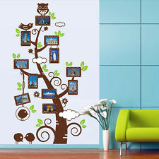 3D Removable Wall sticker Tree Wall Sticker Photo Frame Kids Room Size 110*60