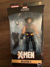 "Marvel Legends X-Men Age of Apocalypse 6"" WEAPON X Wolverine (BAF Sugar Man)"
