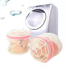 ZIPPER collant sous-vêtements Machine à laver Panier à linge maison Sac stockage