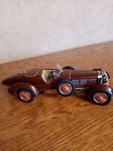 Voiture Hispano Suiza Tulipwood 1924 Collection du Médailler Franklin