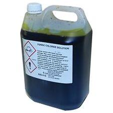 Etchant líquido 5l productos químicos férrico cloruro-pc01661