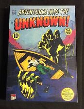 """ACG Collected Works """"Adventures into the Unknown"""" Vol. 2  Hard Cover slipcase"""