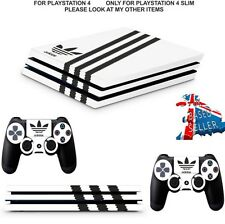 Grim Reaper Motif Video Game Accessories Precise Sony Ps4 Playstation 4 Pro Skin Sticker Screen Protector Set