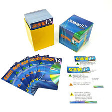 SCENE IT? Trivia Cards Original DVD Movie Game Replacement 2003 Cards Only
