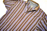 Vintage Tommy Hilfiger Polo Striped Crest Medium