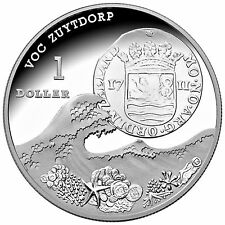2011 Zuytdorp Shipwreck, made to order 1oz Silver Proof Coin