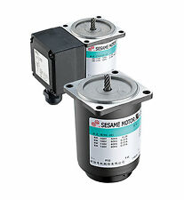 Sesame 5IK40GN-CMP Induction Motor 40W/1PH/220V/4P/Magnetic Brake/Thermo Switch