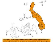 TOYOTA OEM 00-05 Celica-Serpentine Drive Fan Belt Tensioner 1662022034