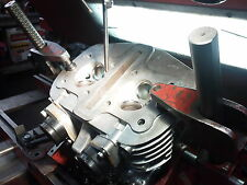 SUZUKI GS400 GS425 GS450 GS500E CYLINDER HEAD REBUILD SERVICE VALVE JOB