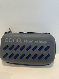 Eono By Amazon  Microfiber Towel  Sports  Travel  Beach Towel 1mtr x 1/2 mtr