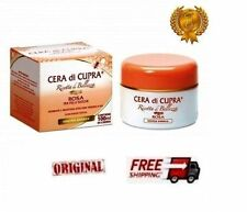 CERA DI CUPRA ROSA - Natural Anti-aging Cream for Dry Skin 100ml
