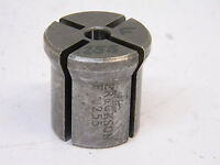 """USED KENNAMETAL ERICKSON SERIES """"F"""" TAP COLLET .255"""" (1/4"""" HAND TAP)"""