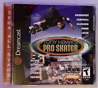 Tony Hawk's Pro Skater (Sega Dreamcast, 2000) Guaranteed!