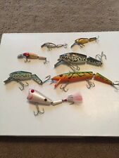 New listing Lot Of L&S Baits, Vintage Jointed, Fishing Lures