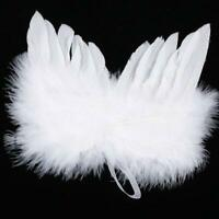 1X Baby Feather Angel Wings Christmas Halloween Fancy Dress Costume Night Party