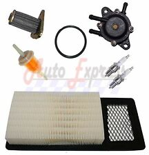 EZGO TXT MEDALIST 4 CYCLE GOLF CART TUNE UP KIT FUEL PUMP 1994-2005 FILTER