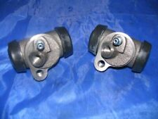 2 Front Brake Wheel Cylinders 1957-1960 Cadillac NEW PAIR 57 58 59 60