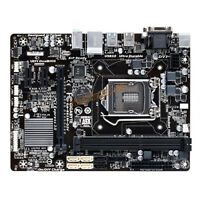 Gigabyte GA-B85M-D2V For Intel LGA1150 Micro ATX B85 Game Motherboard DDR3 16GB