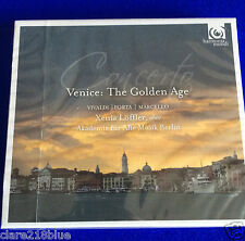 CD Neuf Scellé Concerto Venice The Golden Age Vivaldi Porta Marcello Rom