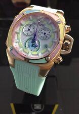 TechnoSport TS-100-1M Chamaeleon/Camaleon Women's Swiss Chrono Watch Extra Strap