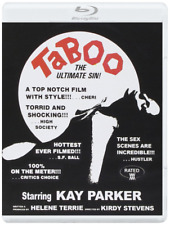 Taboo by Vinegar Syndrome Kay Parker Dorothy LeMay (Actor) Kirdy Stevens Blu-ray