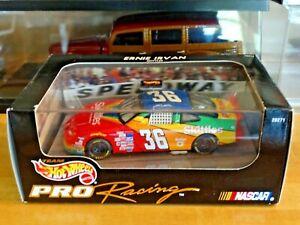 Hot Wheels Pro Racing Ernie Irvan #36 Skittles Pontiac 1/43 scale 2T