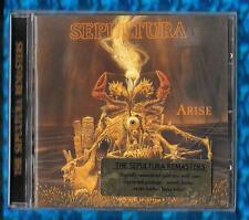 Reissue Metal Music CDs Roadrunner Records