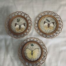 New listing Butterfly Coasters Set Of 3