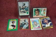 "LOT of ""Original"" 1973 TOPPS ""Roberto CLEMENTE"" plus EXTRA ""Singles"" (5)"