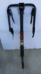 Allen Sports 2-Bicycle Hitch Mounted Bike Rack Carrier Model 522RR