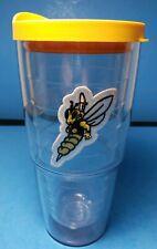 Tervis Tumbler Stinger Bee 24oz Yellow Black Cup EUC