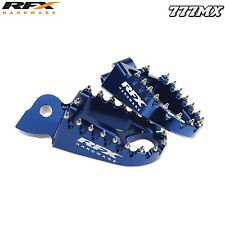 RFX PRO SERIES CNC WIDE FOOTPEGS HUSQVARNA FC FE 250 2014-15 ENDURO MX MOTOCROSS
