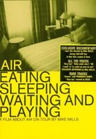 dvd musicale Air - Eating Sleeping Waiting And Playing