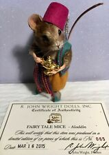 r john wright - Aladdin fairy tale series