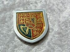 THE COATS OF ARMS OF THE GREAT MONARCHS INGOT ERNST AUGUSTUS II FRANKLIN MINT