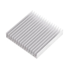 Aluminium Heat Sink Thermal Management Cooling Fin Radiator Electronic Heatsink