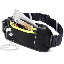 Gym Fitness Sport Runner Waist Bum Bag Running Jogging Belt