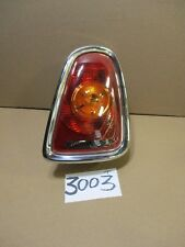 07 08 09 10 Mini Cooper PASSENGER Side Tail Light Used Rear Lamp #3003-T
