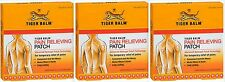 Tiger Balm Pain Relieving Patch - 5 Patches