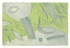 GOETZ Henri, Senza titolo. Carborundum acquaforte. Esemplare 13/25. Cm 18x27,5