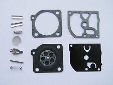 Carburetor Carb Repair Kit For Zama RB-38 Poulan 1975 S25AV S25DA PP21LE