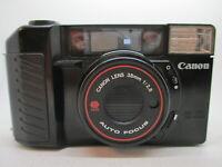 Canon Sure Shot / AF35M AF Film Camera 38mm 2.8 Lens