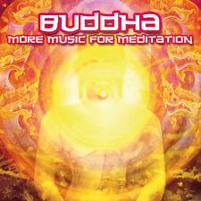 CD Buda More Music For Meditación por diversos Artistas 3CDs