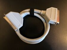 Super Premium C50 SCSI Cable 3ft M/M Vintage Apple Macintosh Centronics 50-Pin